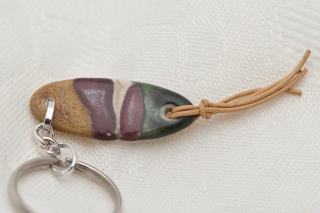 Schlüsselanhänger Fisch Bild